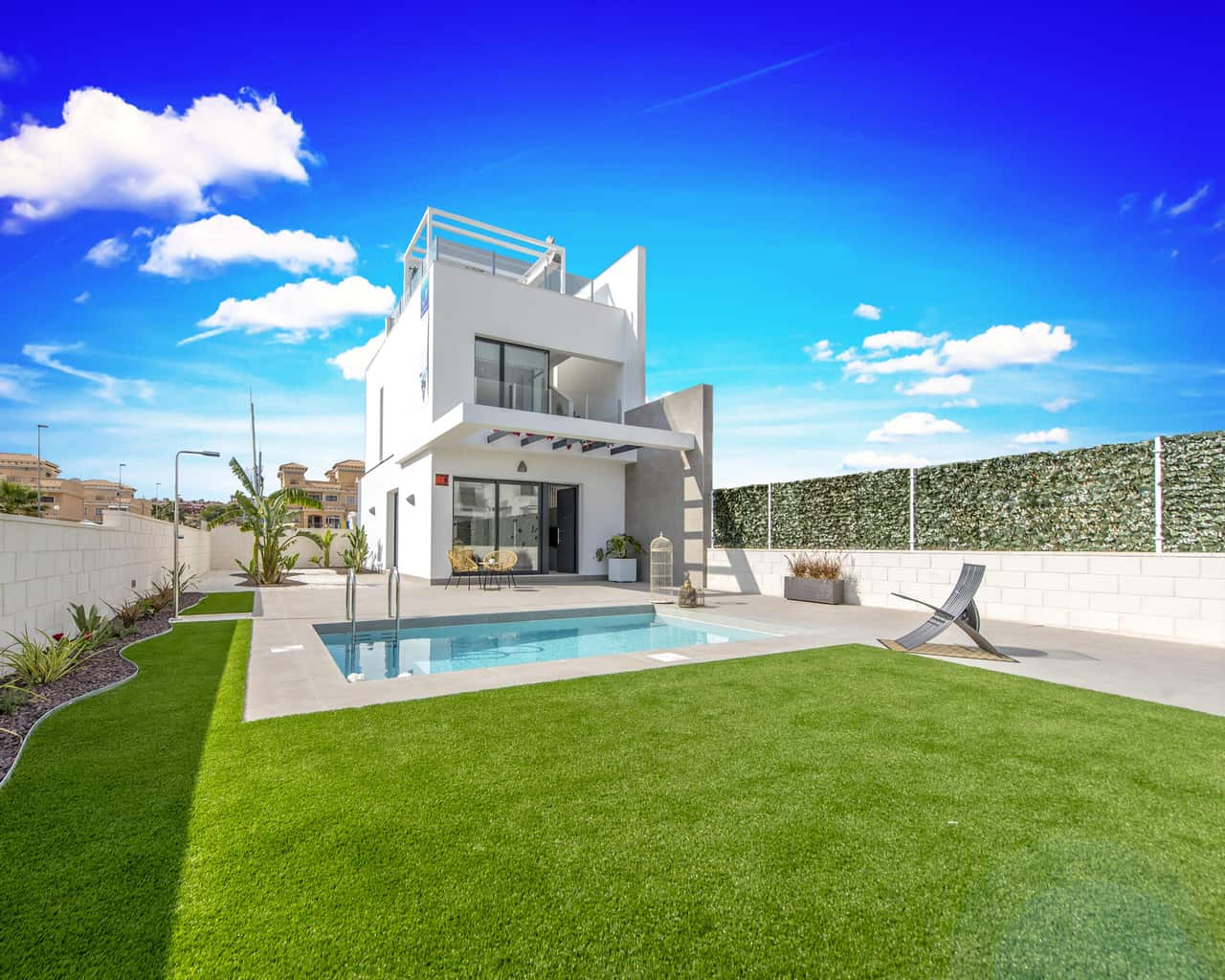 Ref:PPS20302C Townhouse For Sale in Villamartin