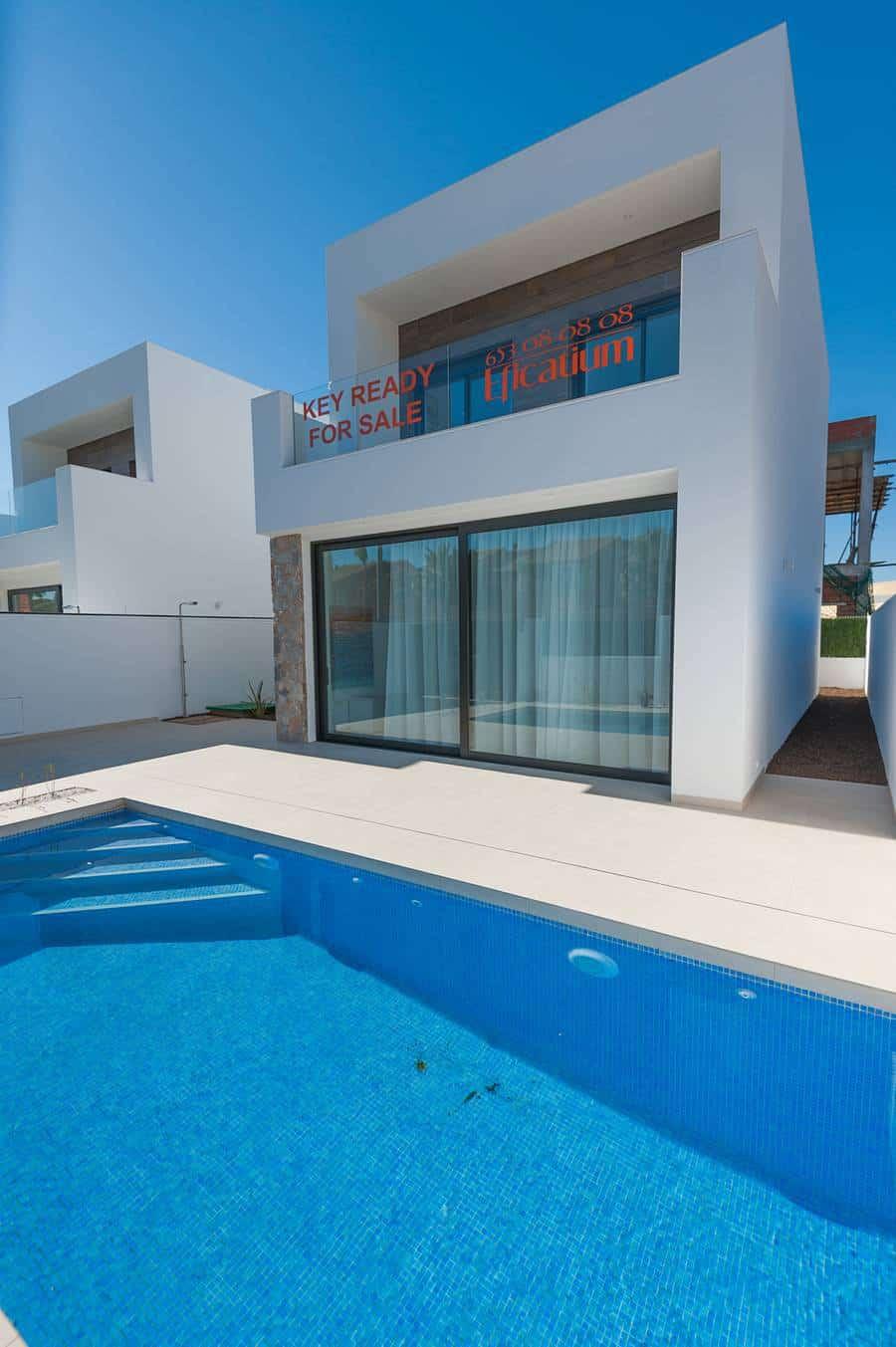 Ref:PPS20407C Villa For Sale in San Pedro del Pinatar