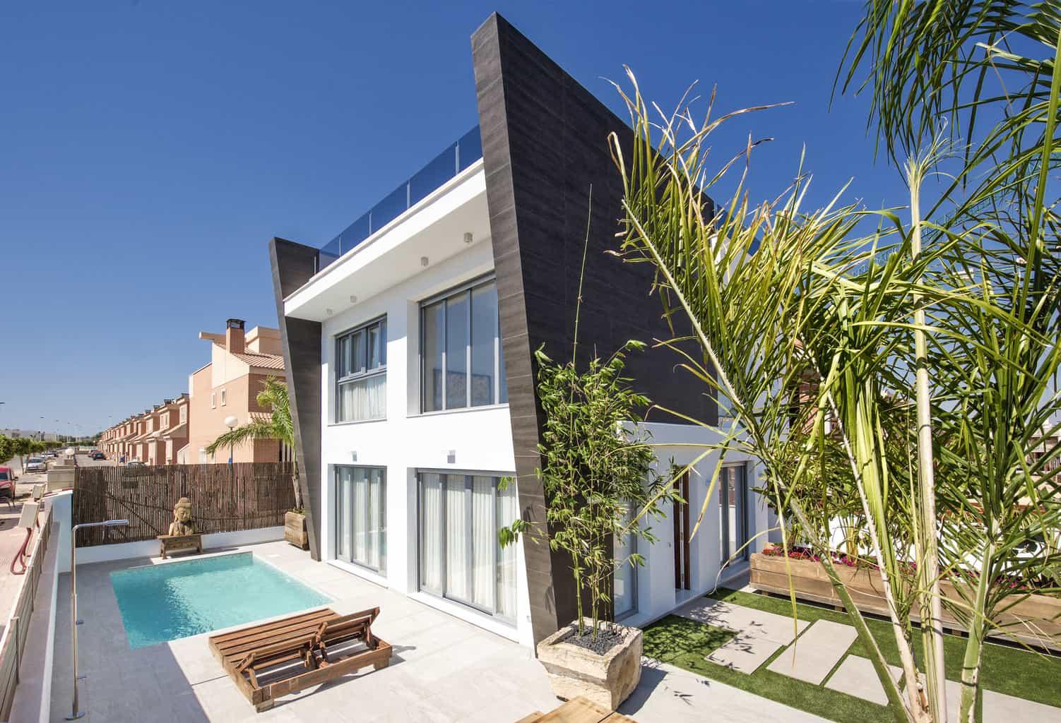 Ref:PPS20226C Villa For Sale in Gran Alacant