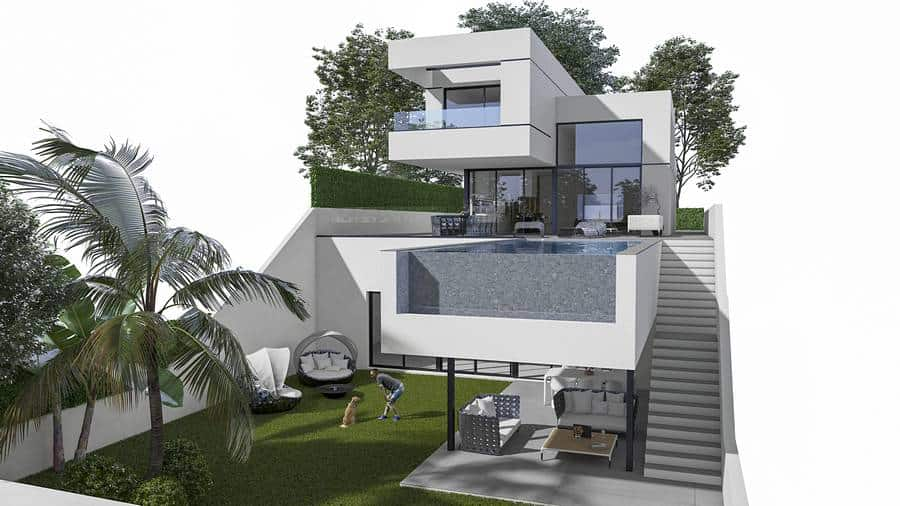 Ref:PPS20334C Villa For Sale in Polop