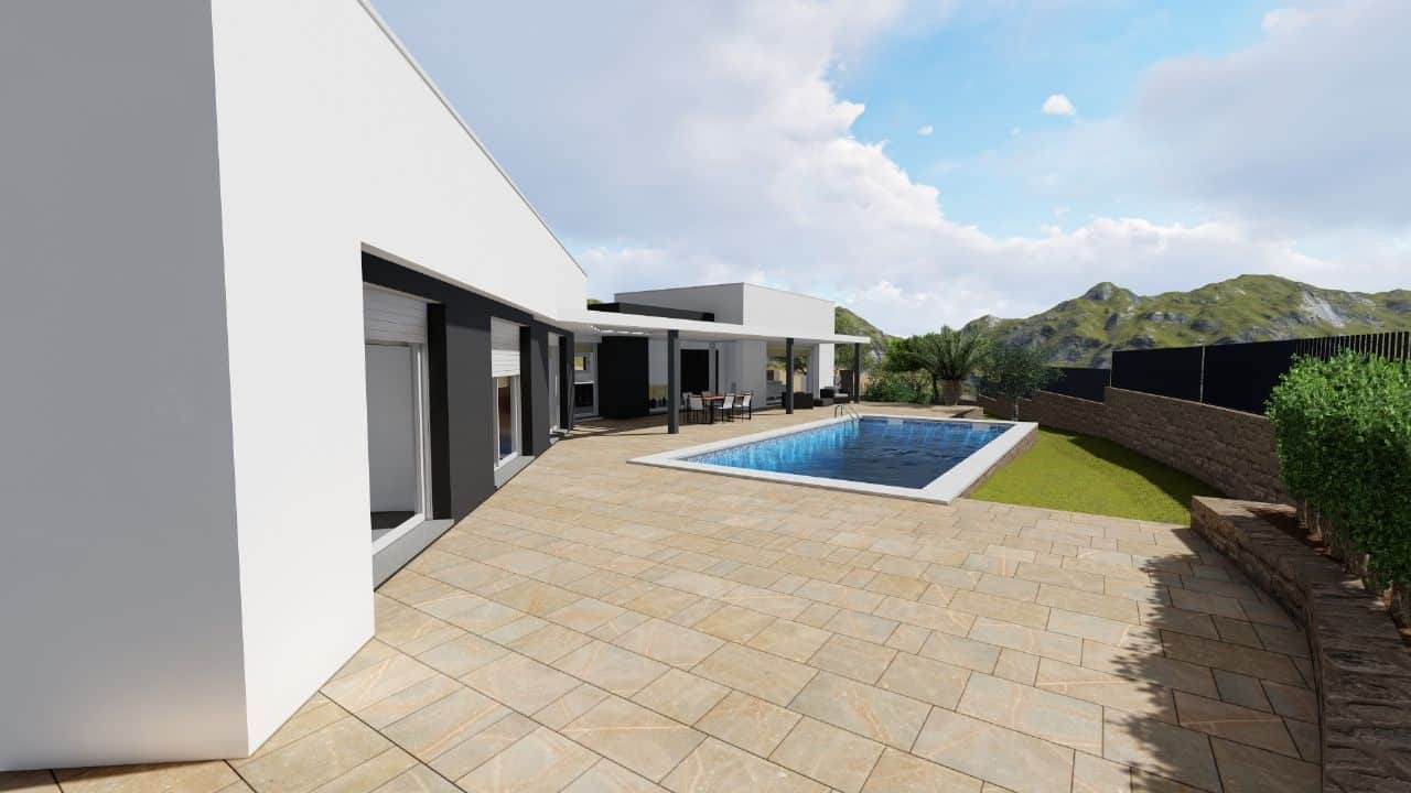 Ref:PPS20420C Villa For Sale in Moraira
