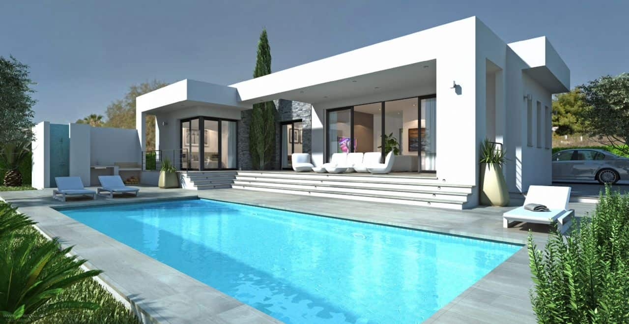 Ref:PPS20421C Villa For Sale in Moraira