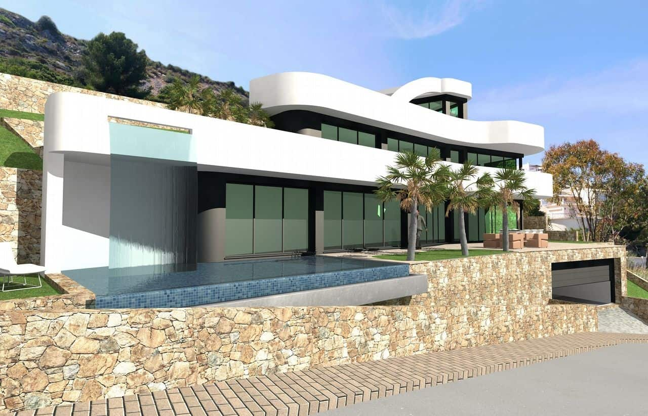 Ref:PPS20424C Villa For Sale in Javea