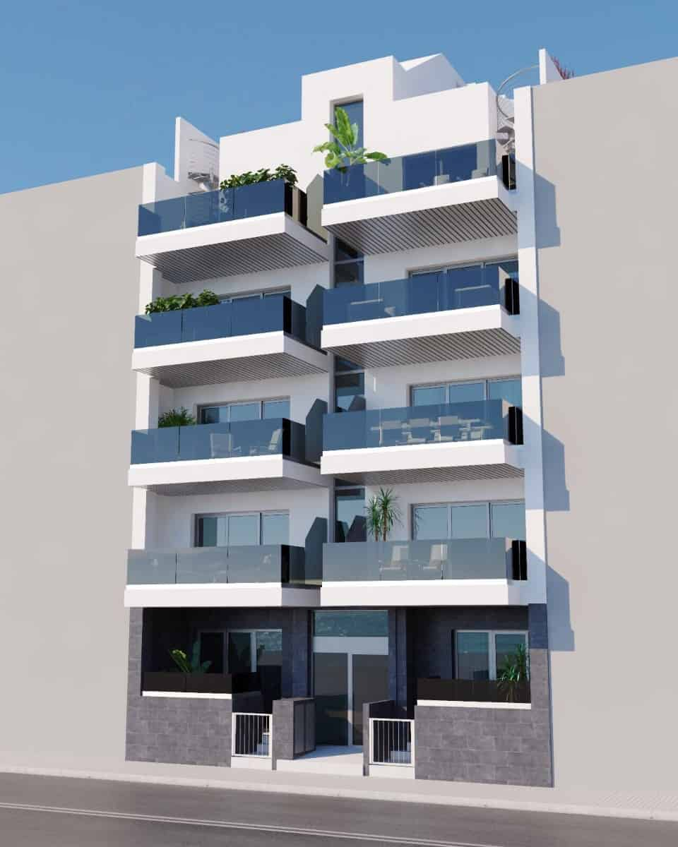 Ref:PPS20410C Apartment For Sale in Torrevieja