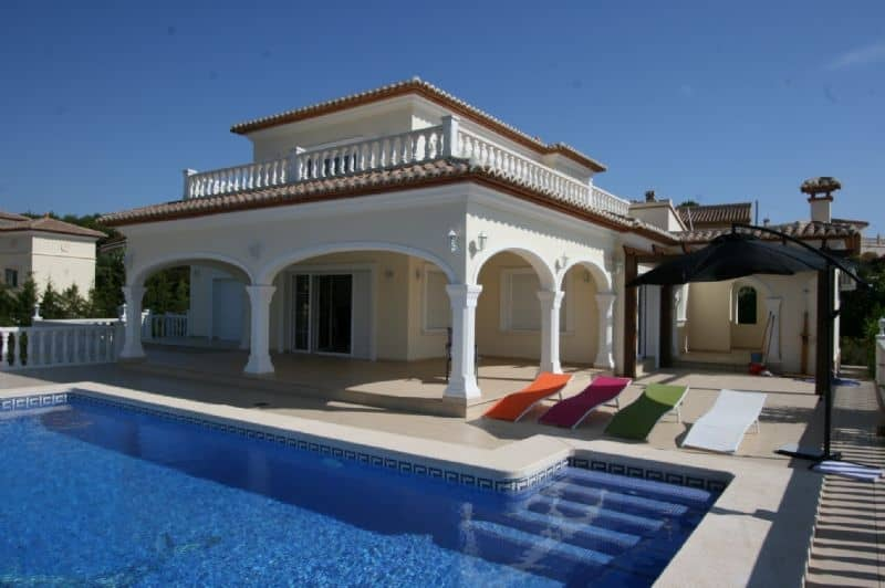 Ref:PPS20419C Villa For Sale in Javea