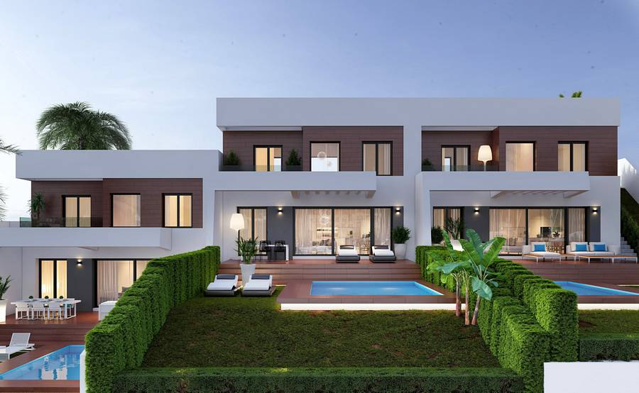 Ref:PPS20432C Villa For Sale in Finestrat