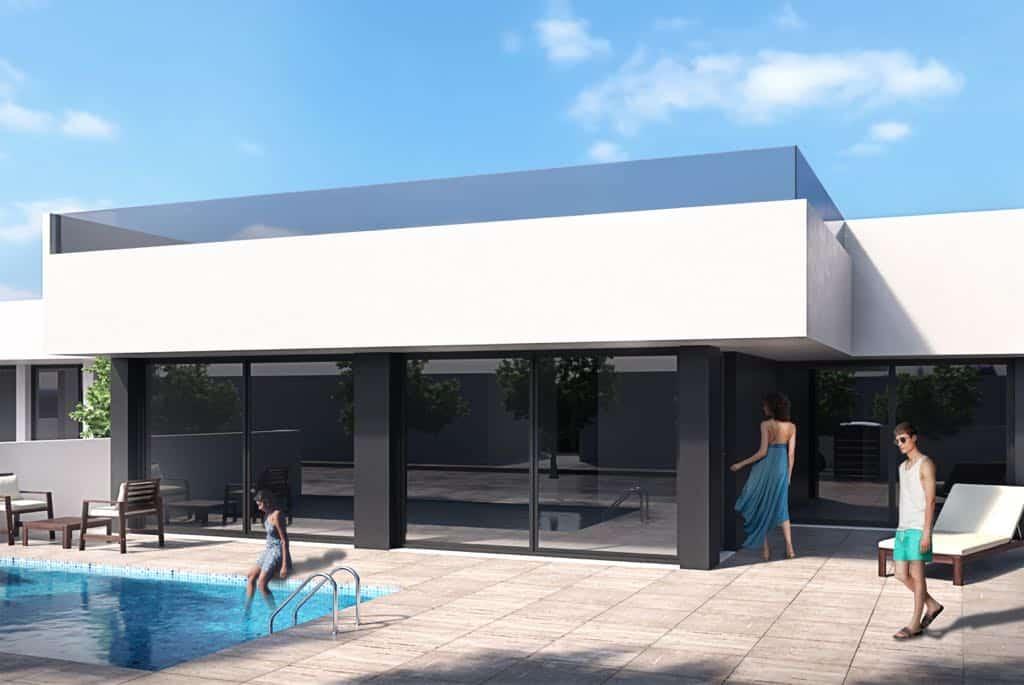 Ref:PPS20453C Villa For Sale in San Pedro del Pinatar