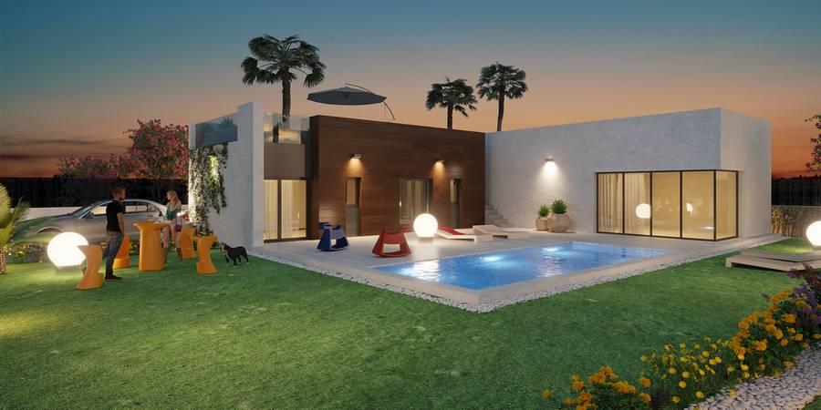 Ref:PPS20451C Villa For Sale in Algorfa
