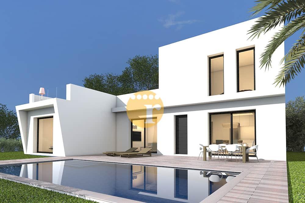 Ref:PPS20458C Villa For Sale in Beniarbeig
