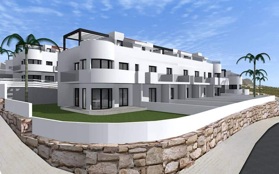 Ref:PPS20469C Townhouse For Sale in Finestrat