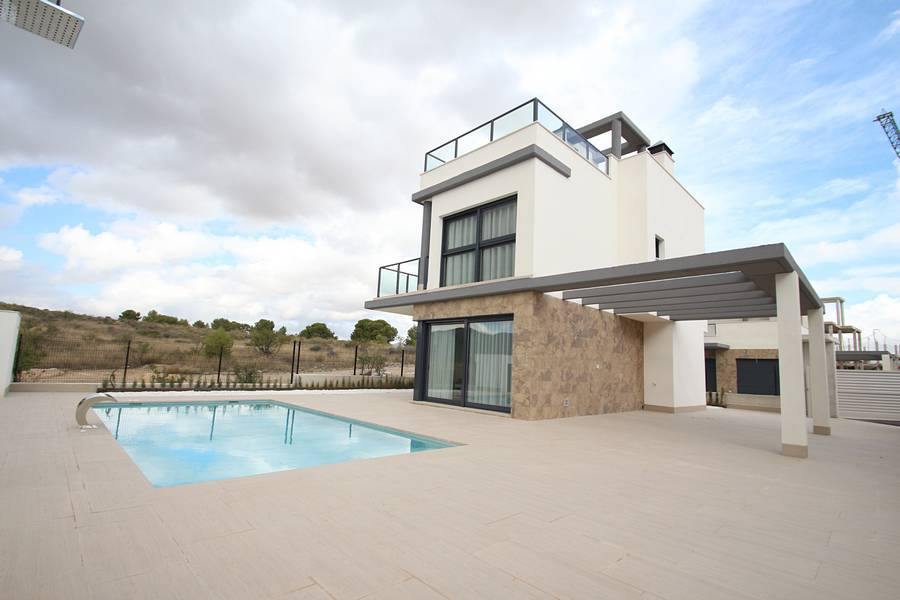 Ref:PPS20479C Villa For Sale in Castalla