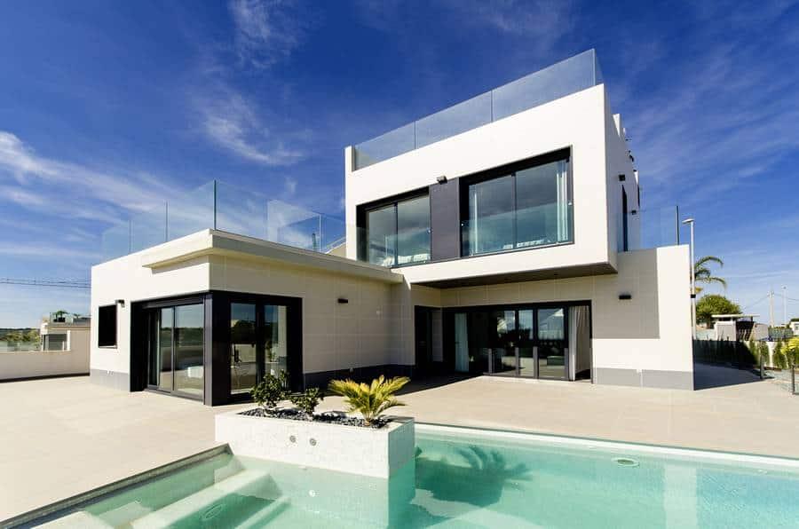 Ref:PPS20477C Villa For Sale in Dehesa de Campoamor