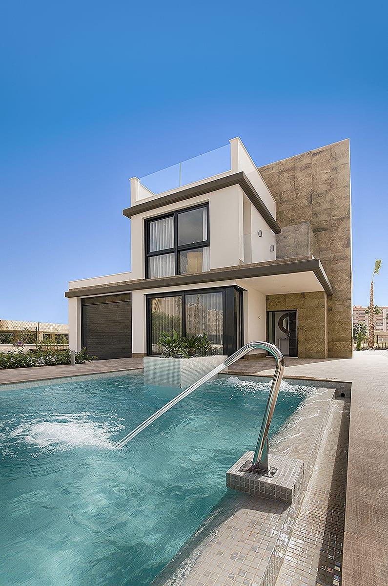 Ref:PPS20487C Villa For Sale in Playa Honda