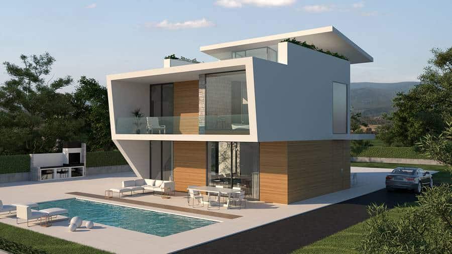 Ref:PPS20474C Villa For Sale in Dehesa de Campoamor