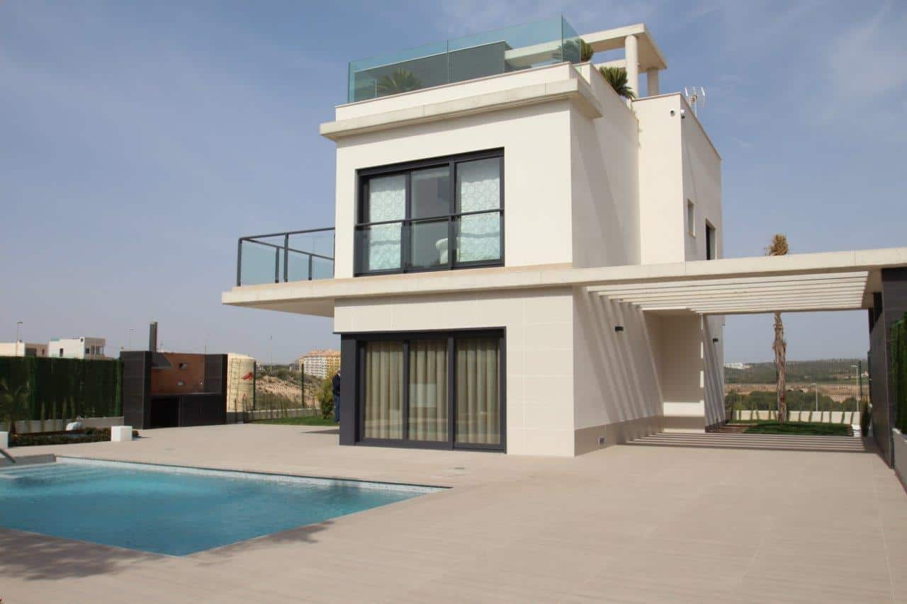 Ref:PPS20496C Villa For Sale in San Miguel de Salinas