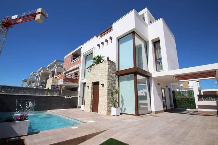 Ref:PPS20485C Villa For Sale in Playa Honda