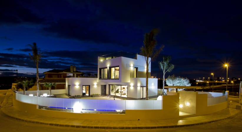 Ref:PPS20492C Villa For Sale in San Miguel de Salinas