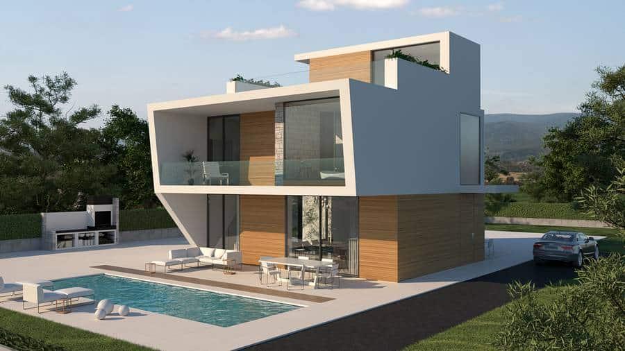 Ref:PPS20486C Villa For Sale in Playa Honda