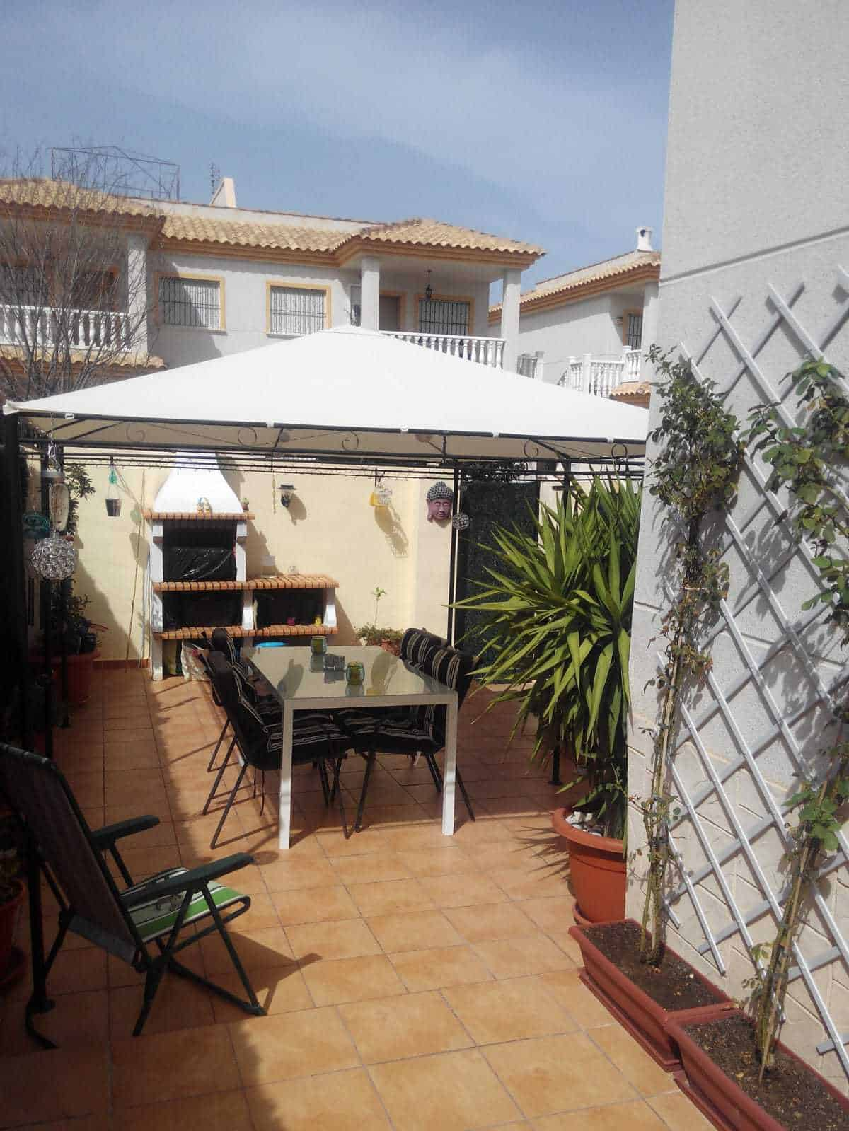 Ref:PPS10098D Townhouse For Sale in Castalla