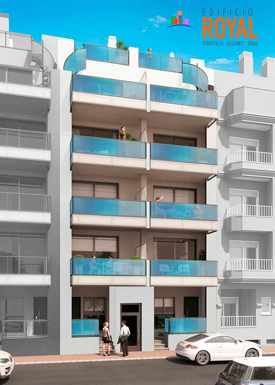 Ref:PPS20500C Apartment For Sale in Torrevieja