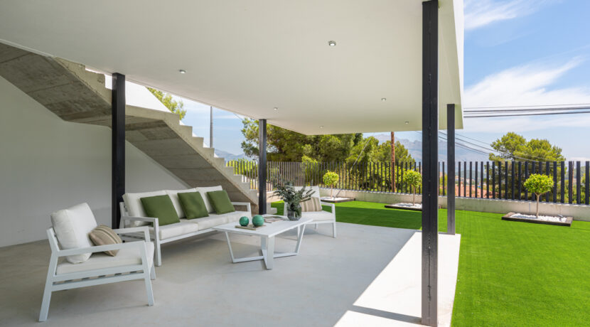 58 - Venecia III - lounge terrace 1