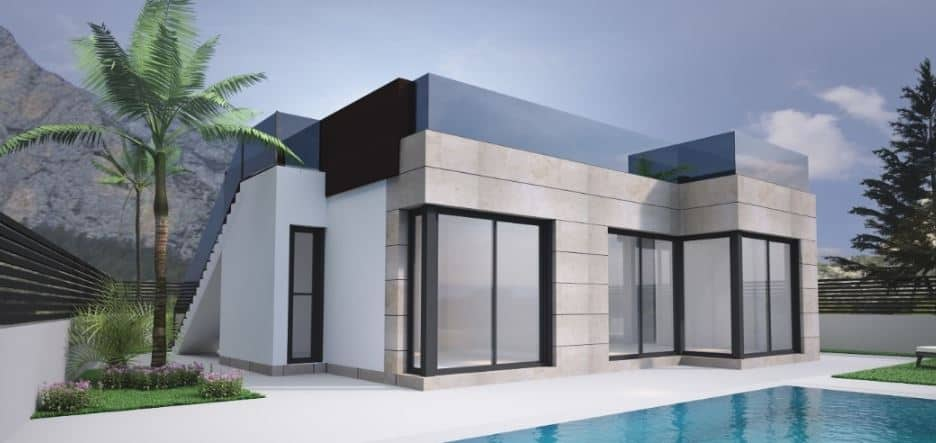 Ref:PPS20023C Villa For Sale in Polop