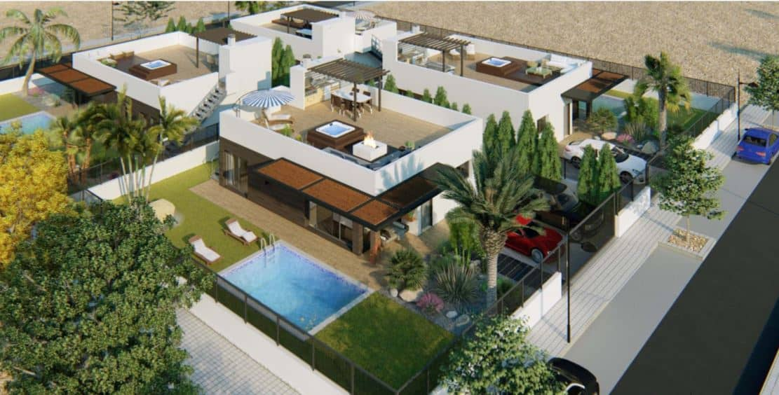 Ref:PPS20514C Villa For Sale in Polop