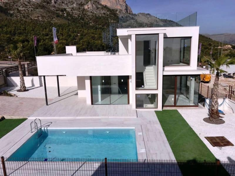 Ref:PPS20070C Villa For Sale in Polop