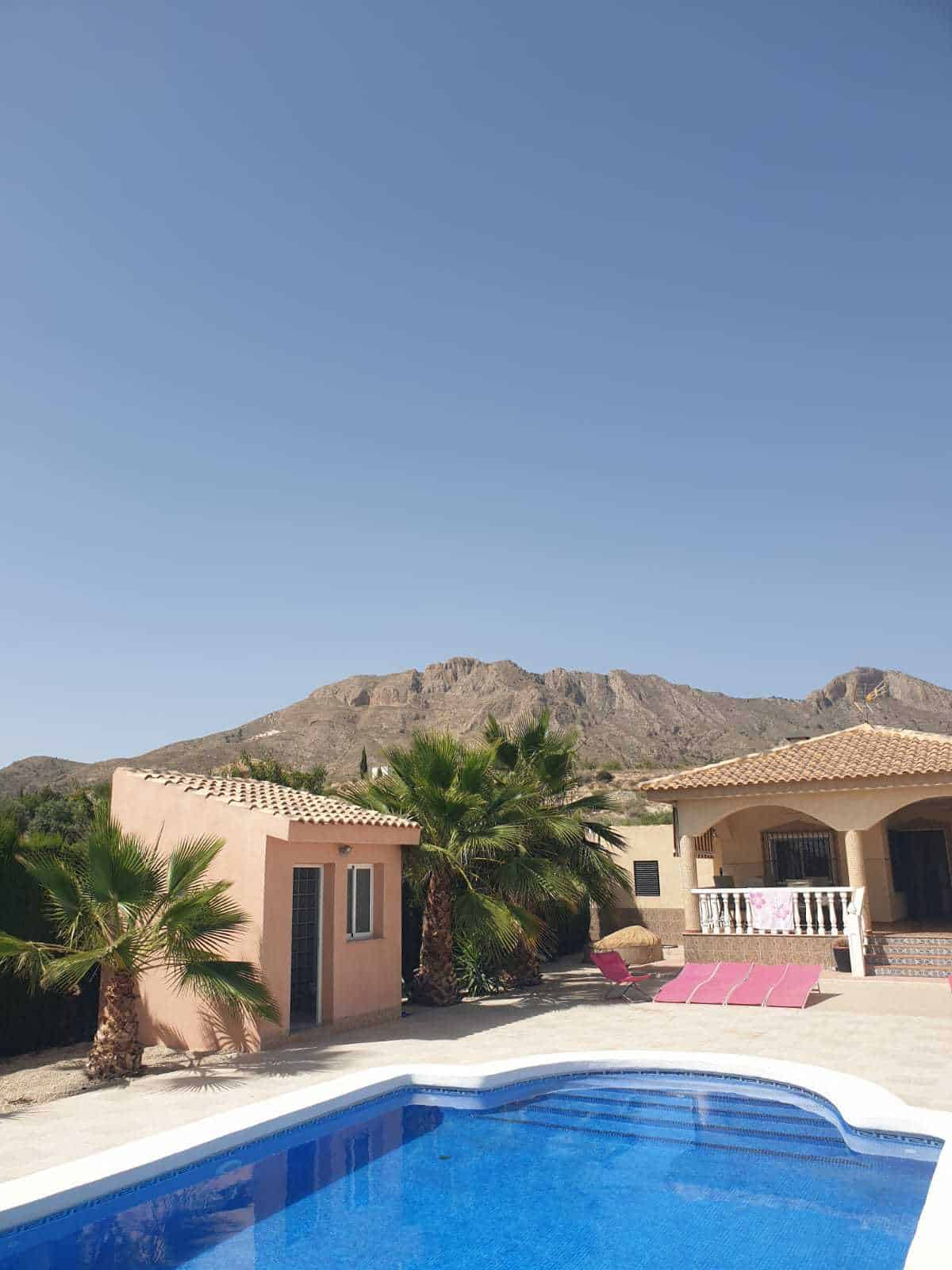 Ref:PPS10008D Villa For Sale in Hondon de Los Frailes