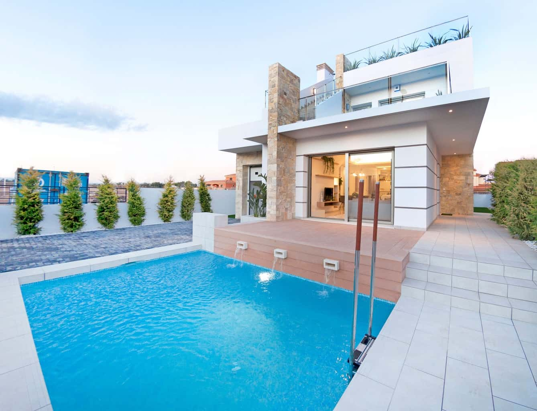 Luxury 3 Bedroom Villa – Los Alcazares