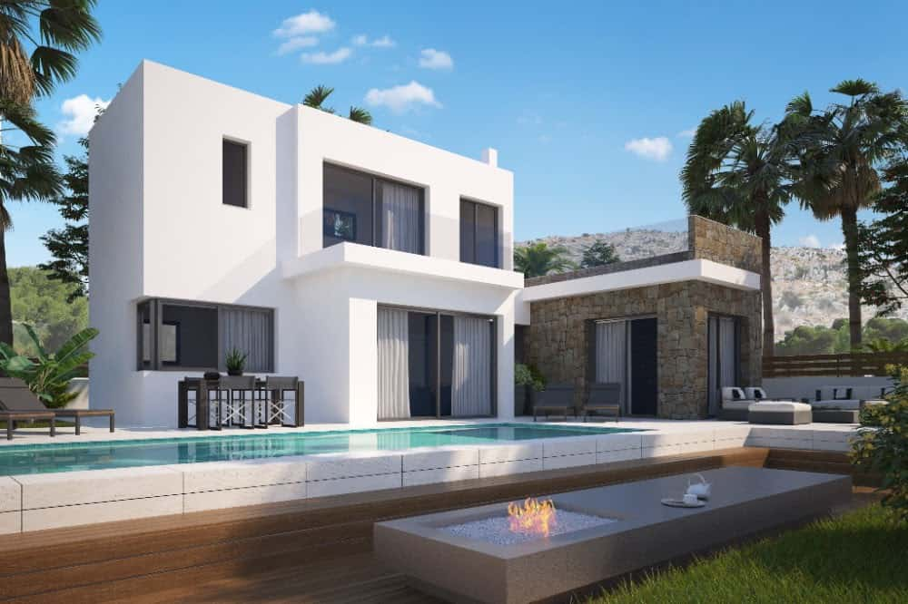 Ref:PPS20513C Villa For Sale in Polop