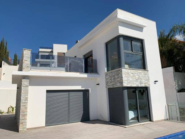 Ref:PPS20049C Villa For Sale in Finestrat