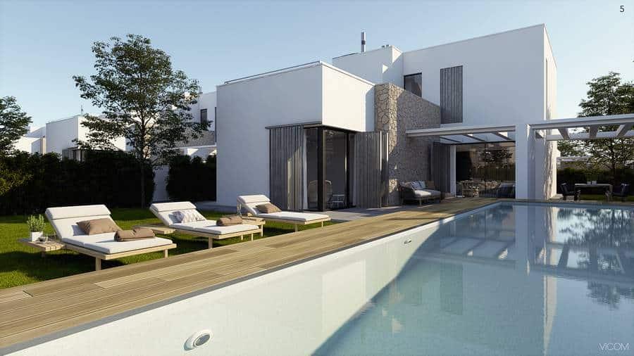 Ref:PPS20563C Villa For Sale in Dehesa de Campoamor
