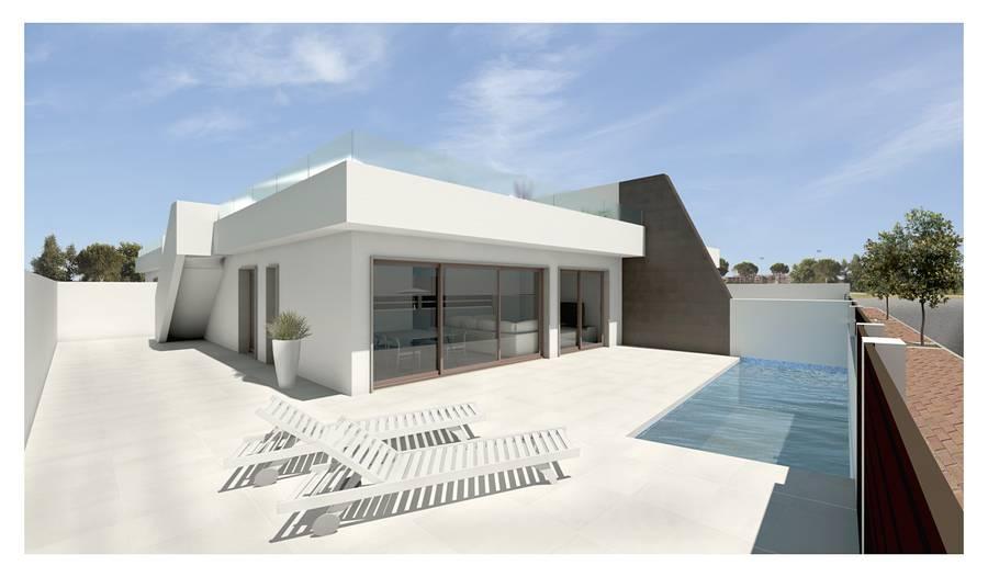 Ref:PPS20565C Villa For Sale in Pilar de la Horadada