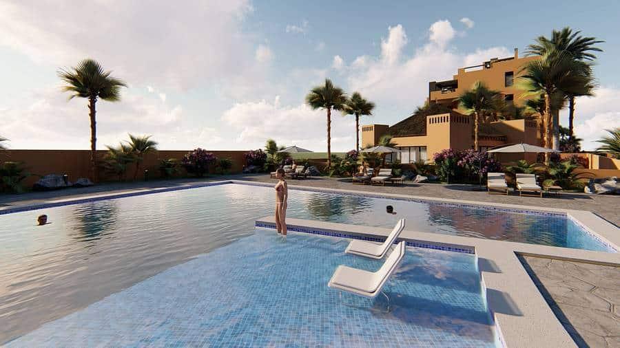 Ref:PPS20601C Apartment For Sale in Villamartin