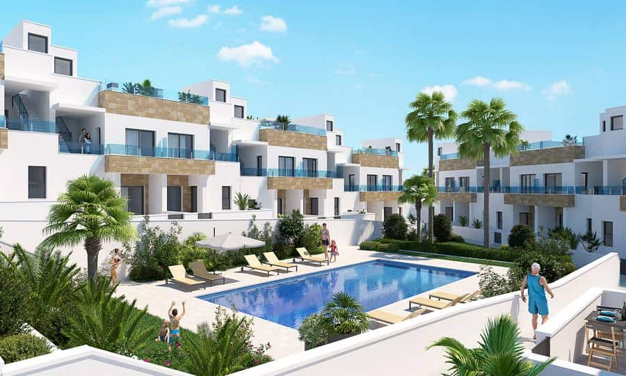 Ref:PPS20566C Townhouse For Sale in Bigastro