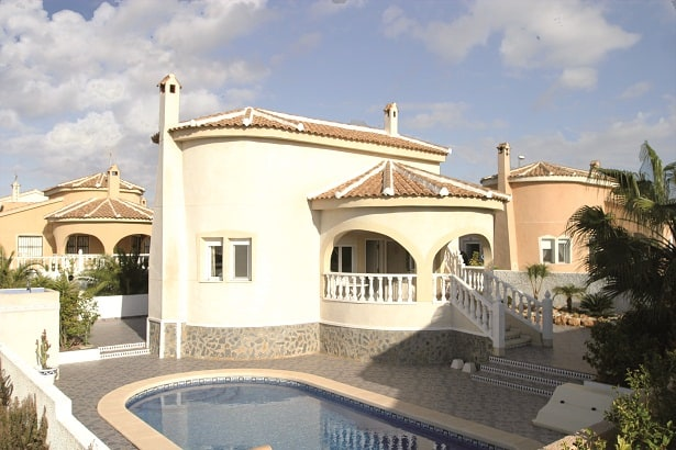Ref:PPS20581C Villa For Sale in Ciudad Quesada