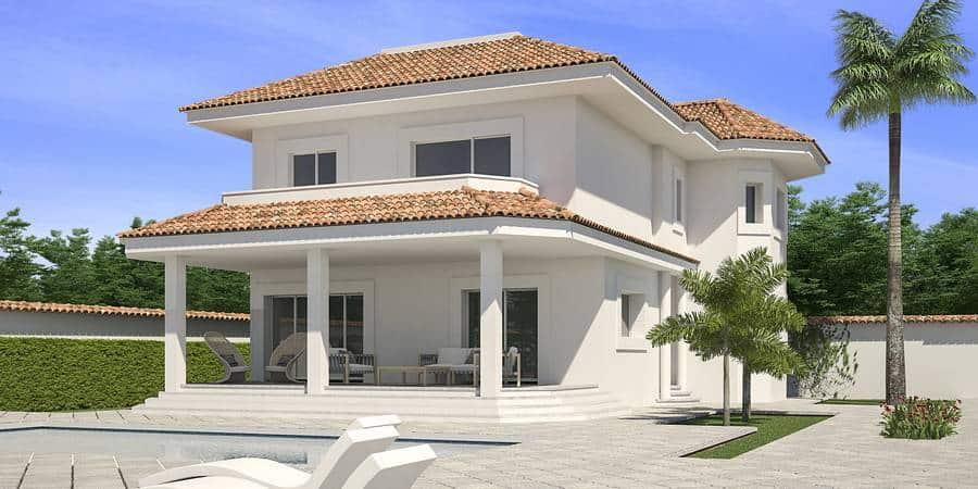 Ref:PPS20597C Villa For Sale in Ciudad Quesada