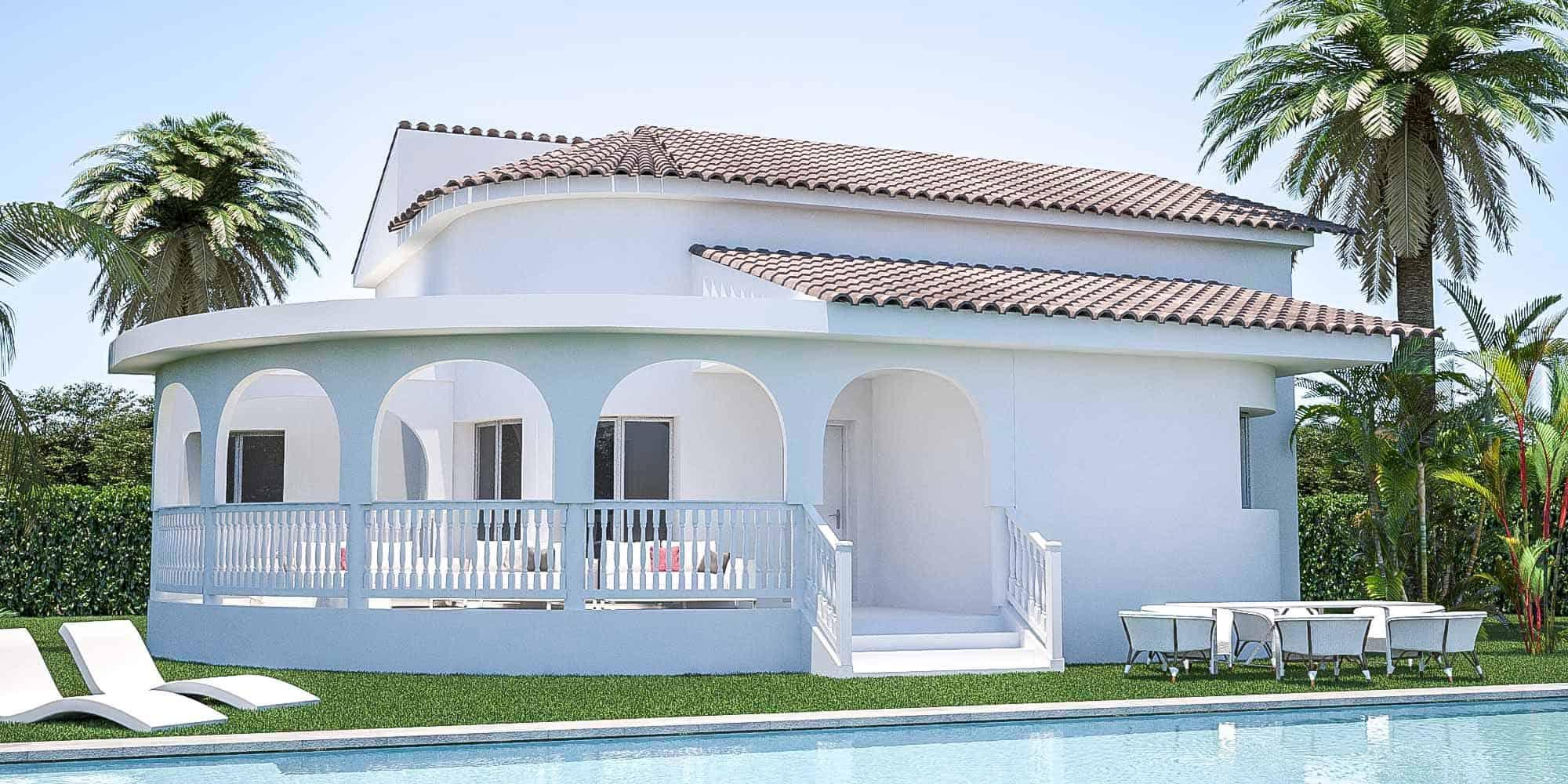 Ref:PPS20584C Villa For Sale in Ciudad Quesada