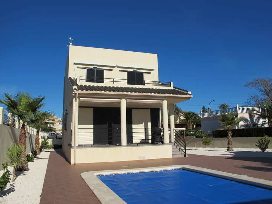Ref:PPS20595C Villa For Sale in Ciudad Quesada