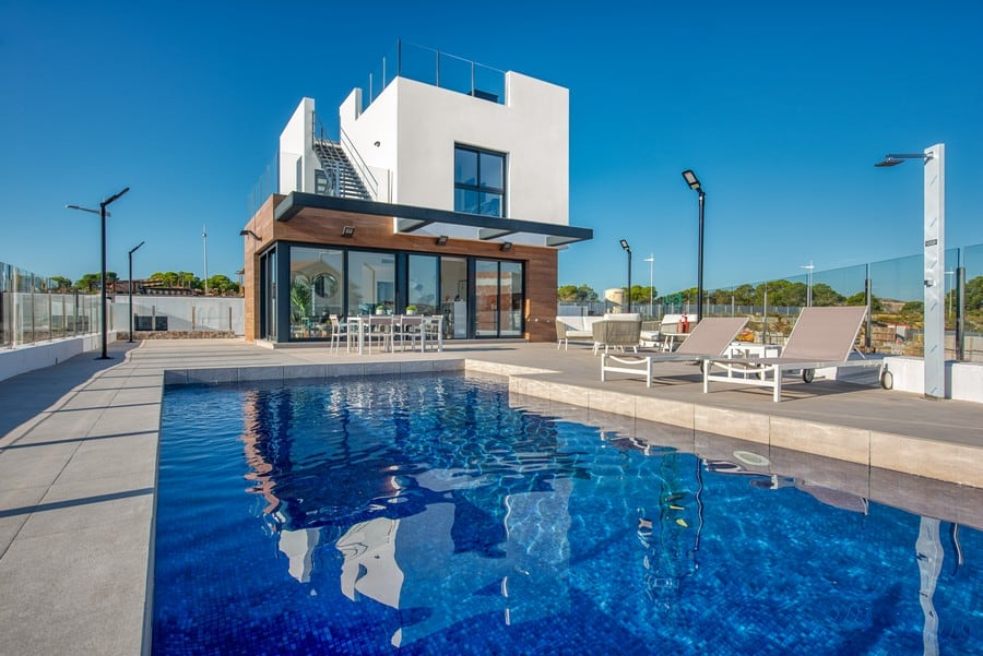 Ref:PPS20567C Villa For Sale in Algorfa