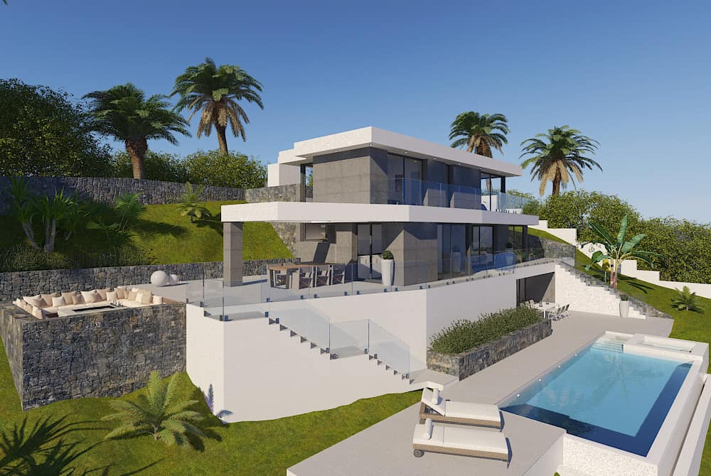 Ref:PPS20572C Villa For Sale in Javea