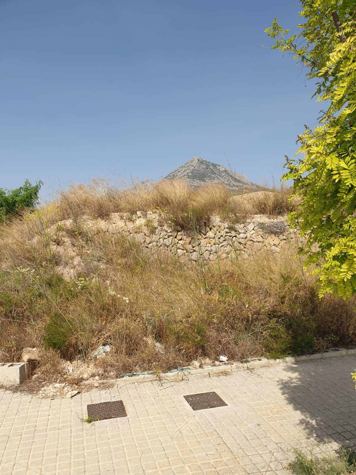 Ref:PPS20607C Plot For Sale in Polop