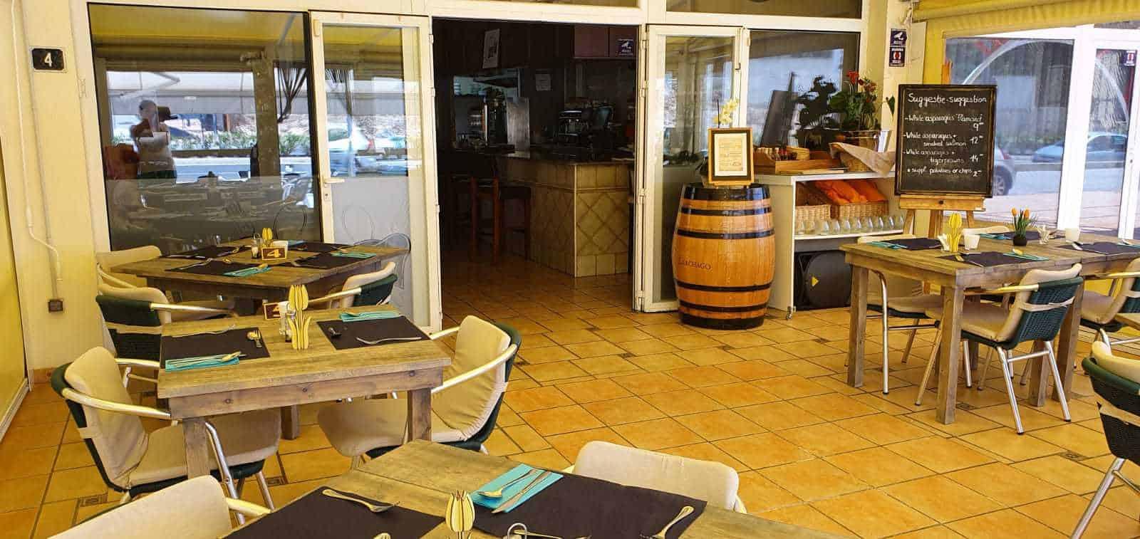 Traspaso for Sale – Bistro restaurant – La Nucia