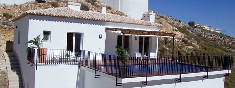 Ref:PPS20614C Villa For Sale in Pedreguer