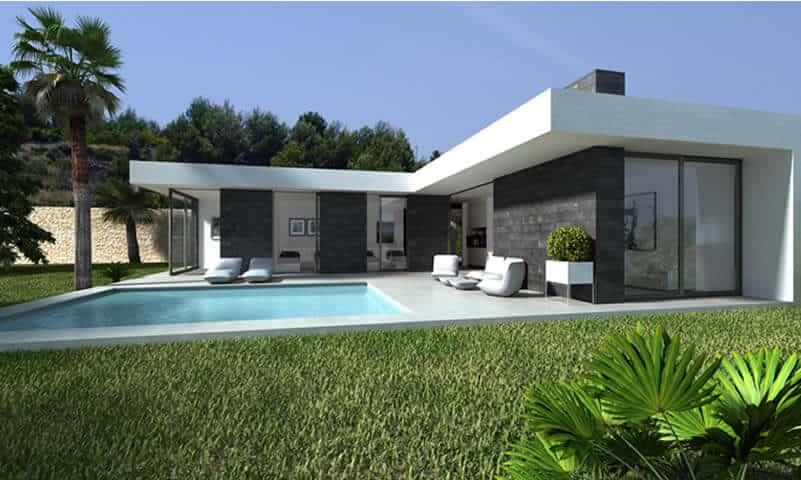 Ref:PPS20621C Villa For Sale in Denia