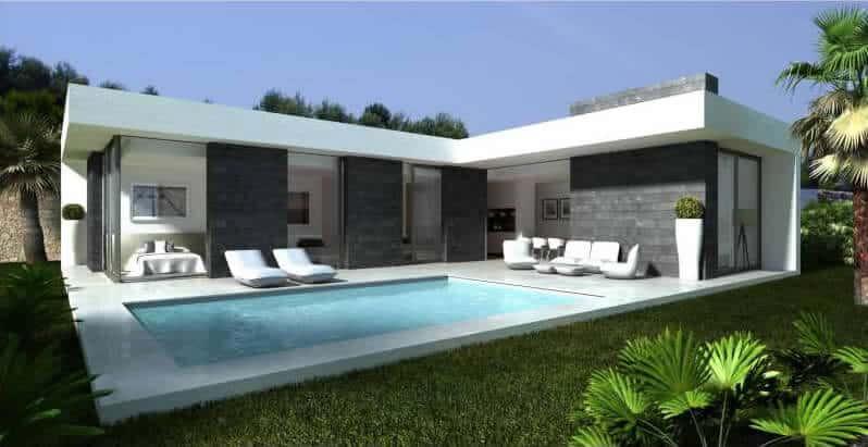 Ref:PPS20620C Villa For Sale in Pedreguer