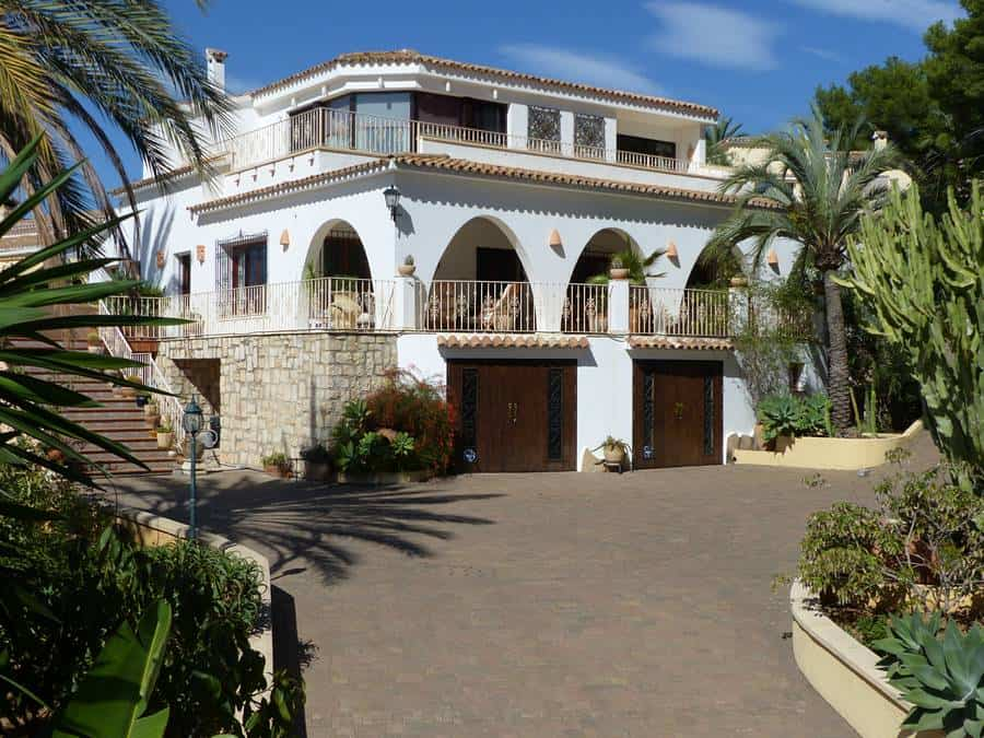 Ref:PPS10104D Villa For Sale in Moraira