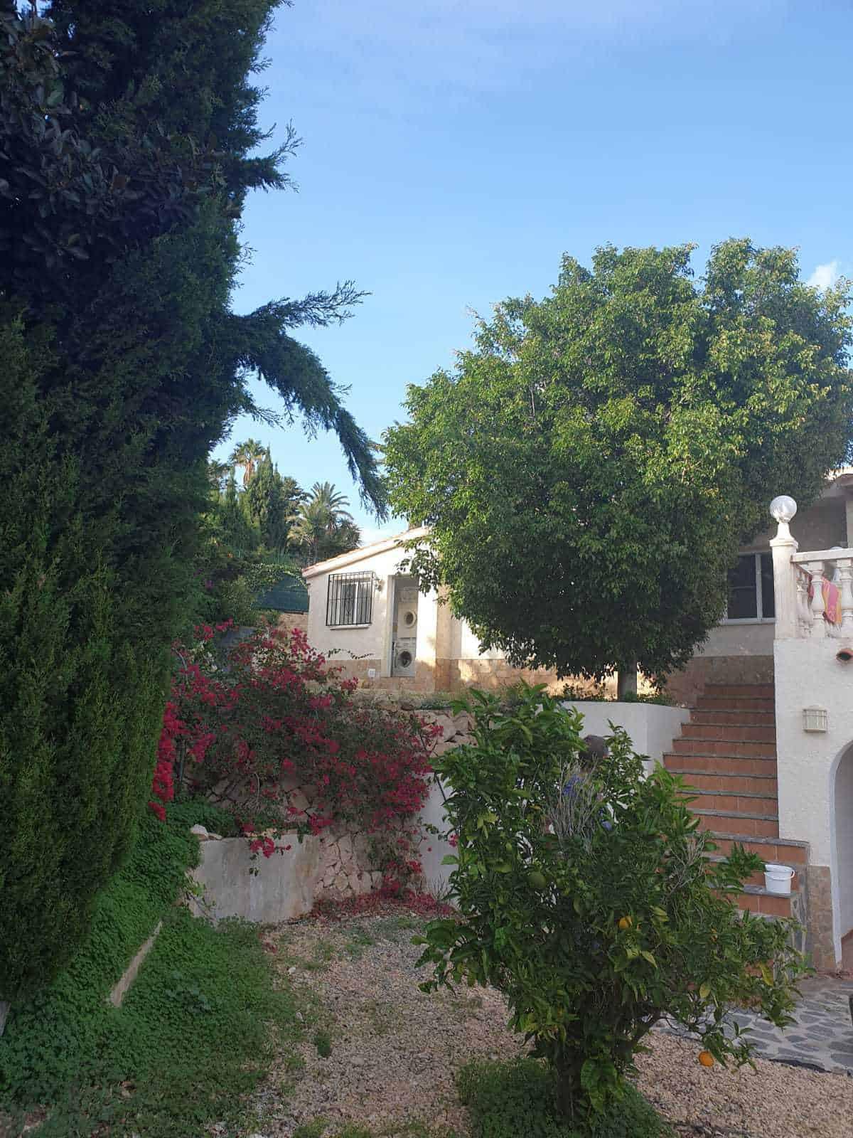 Ref:PPS10107D Villa For Sale in La Nucia