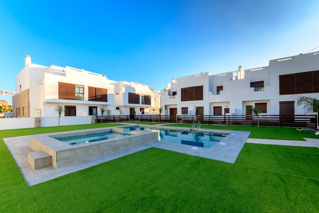 Ref:PPS20638C Townhouse For Sale in Torrevieja